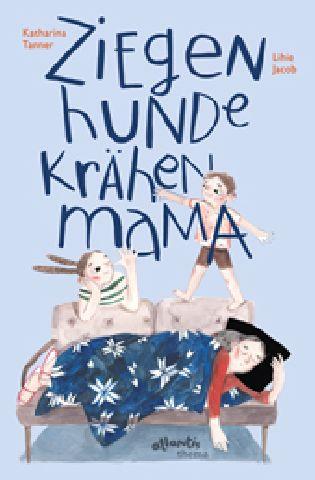 Die Mutter Von Laute Lotte Und Kleiner Paul Liegt Seit Tagen Auf Dem Sofa.  Sie Ist Psychisch Krank Und Vernachlässigt Ihre Kinder.